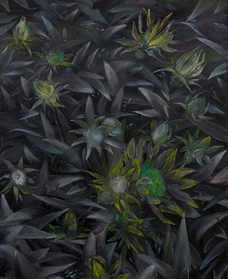 Broken flowers - Diana Serghiuta
