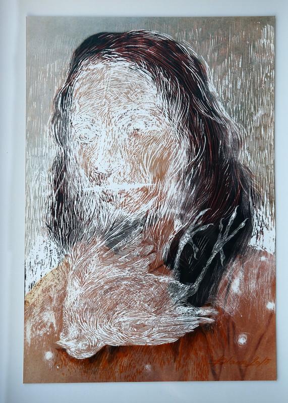 Mask 2 - Diana Serghiuta